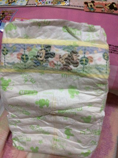 MAMYPOKO - 日本境內滿意寶寶米奇限定版尿布-褲型 (XXL [13-25 kg])-28片/包 by Sophia Chen