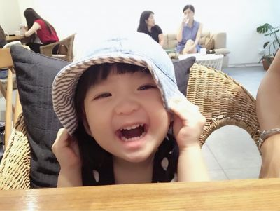 日本 Richell 利其爾 - Pottis 椅子型輔助便座-橘橙色 by Mika Liao