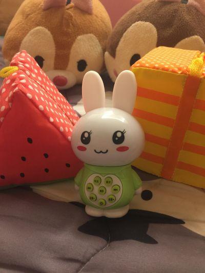 幼福文化 - 幼福mini兔歡唱機【暢銷新版】-綠色 by Chun Chun Tu