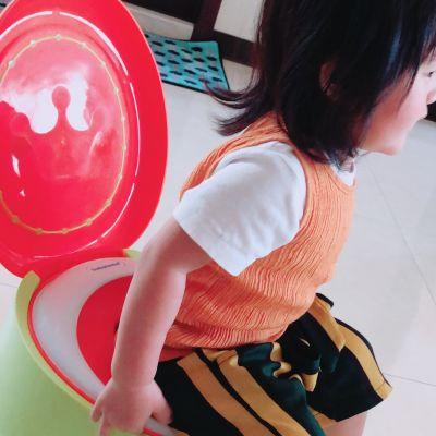 babyhood - 皇室多功能座便器-桃紅色 by 梁姝晴