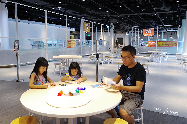 安永心食館二樓微型工廠DIY製作參觀