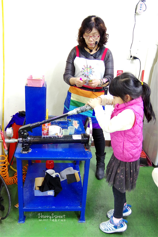 蠟藝彩繪館體驗製作造型蠟筆 & 環保多重色蠟筆