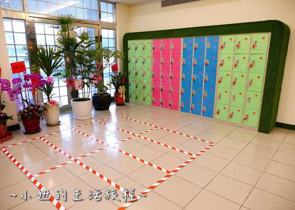 大房子親子成長空間新竹親子餐廳櫃台