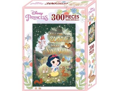 迪士尼公主300片盒裝拼圖─白雪公主(K)