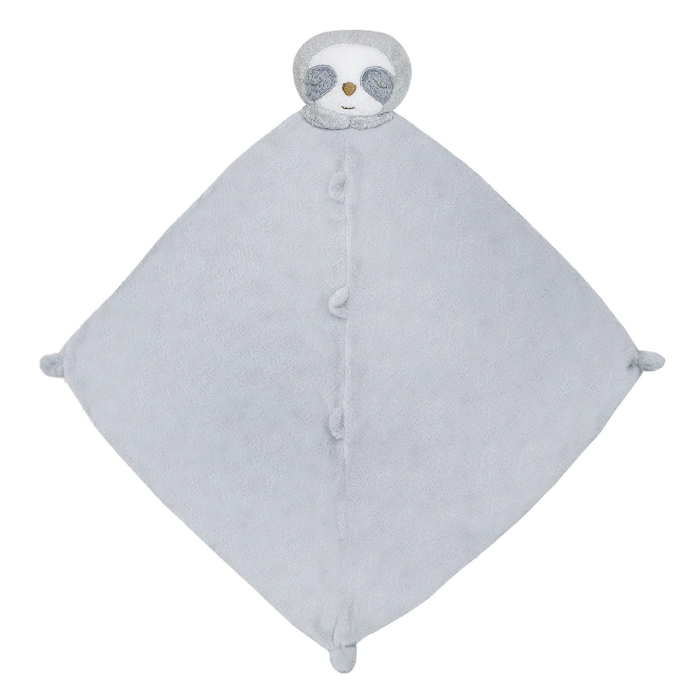 動物嬰兒安撫巾-灰色小樹懶