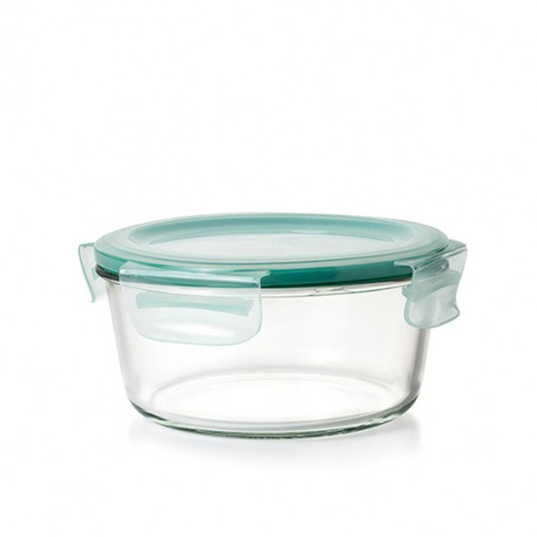 美國 OXO - OXO 耐熱玻璃保鮮盒-圓形235ml