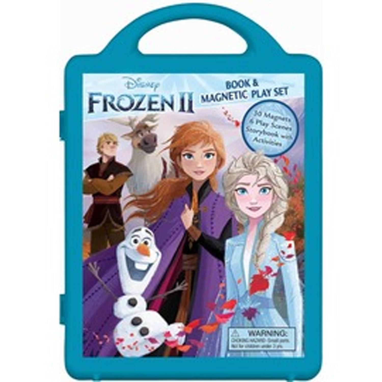 Disney Frozen 2 Magnetic Play Set 冰雪奇緣2磁鐵隨身包(磁鐵書)