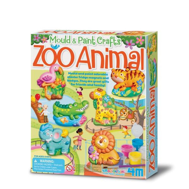 製作磁鐵-我的動物園