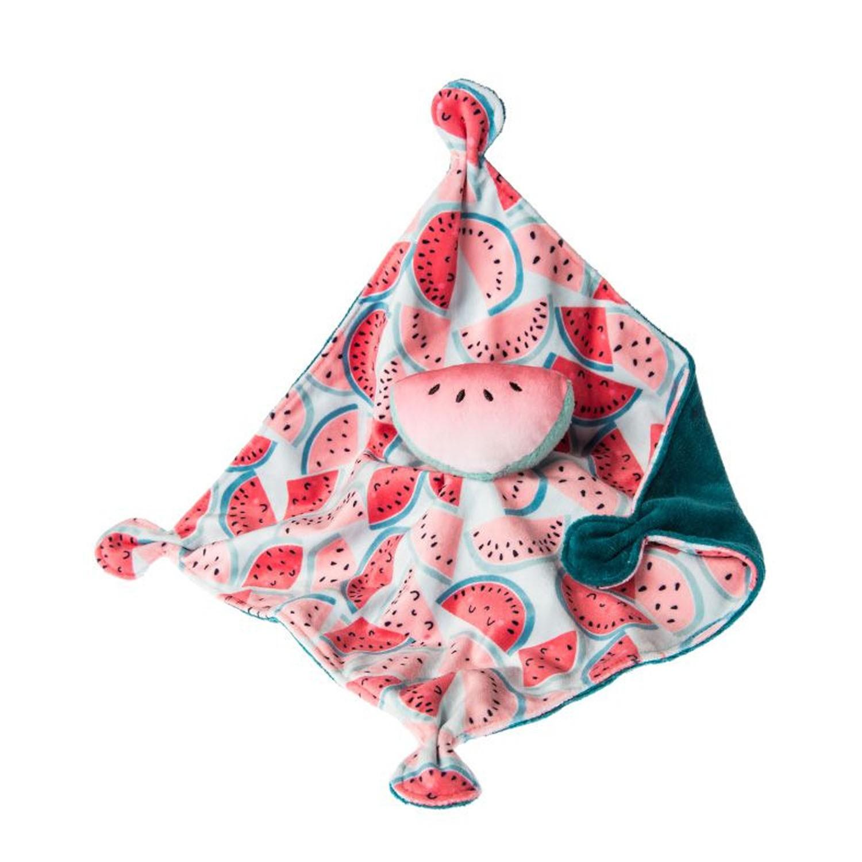 柔軟安撫巾-甜蜜蜜小西瓜
