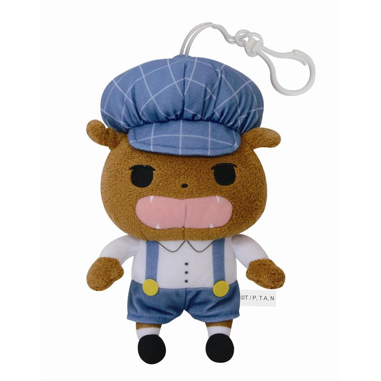小助手布朗絨毛娃娃-22cm-團購專案