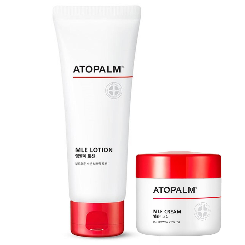 舒敏全效修護霜+舒敏全效修護乳液-65ml+120ml