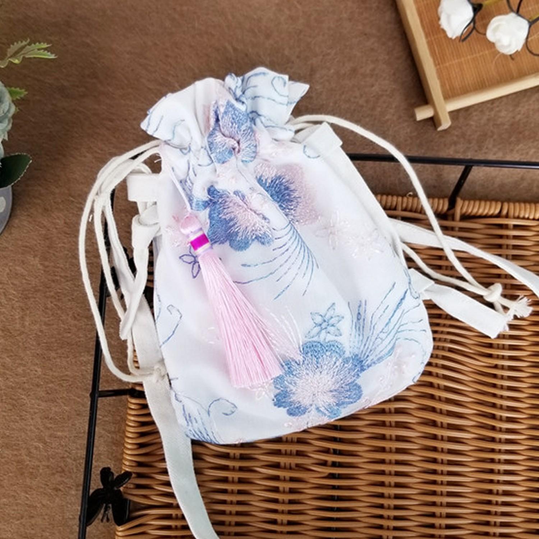 漢服古風刺繡小荷包-魅惑蘭