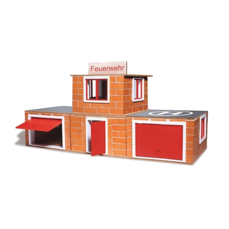 【新品】益智磚塊建築玩具-消防總署-TEI4800-團購專案