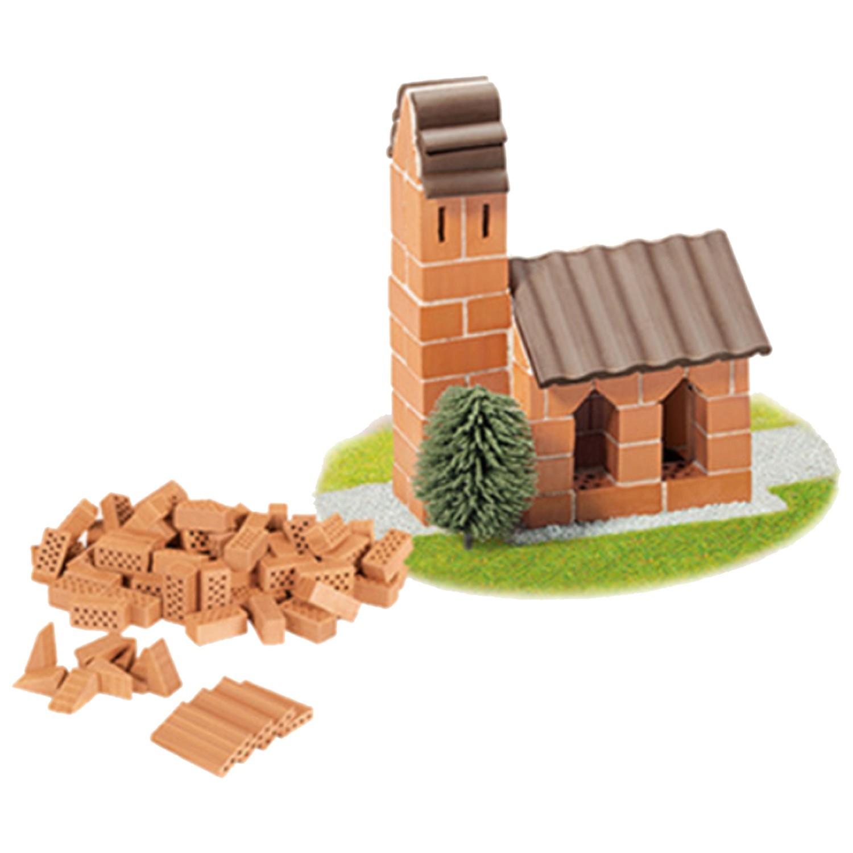 益智磚塊建築玩具-教堂-TEI4050-團購專案