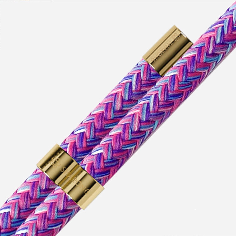 手機殼編繩-purple