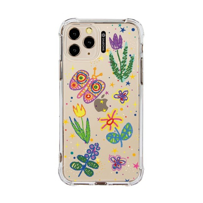設計款手機殼-春天花園 (iPhone-12/ 12 Pro)
