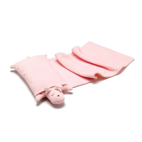 六甲村 Mammy Village 造型授乳臂枕-粉紅色
