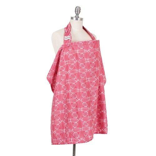 美國 Bébé au Lait 時尚哺乳巾-Montecito [優質純棉款]