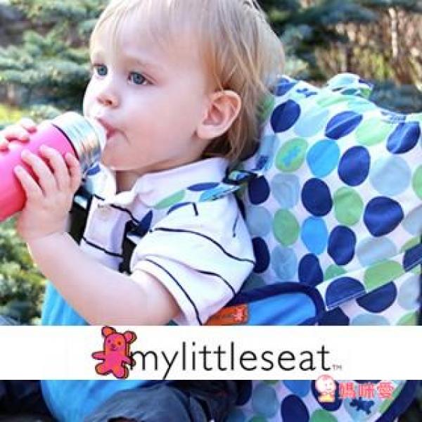 《美國My Little Seat》可攜式嬰兒安全座椅椅套