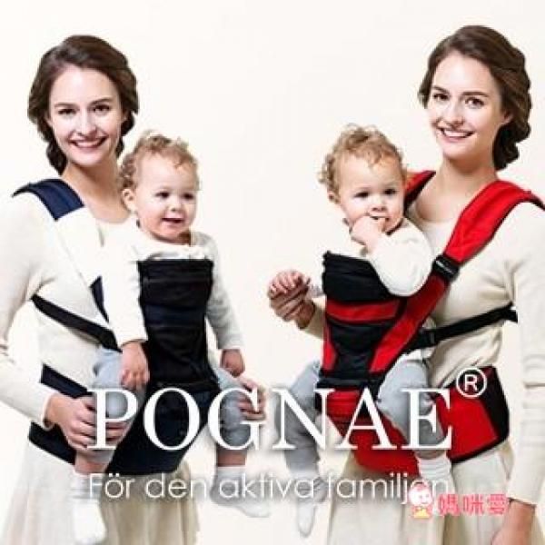 《韓國Pognae》智慧3合1座墊型背巾/ 多功能防風保暖袍 / 口水巾