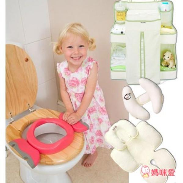 寶寶好物推薦》Munchkin尿布收納袋/ Summer Infant汽座保潔墊 & 頭部保護枕