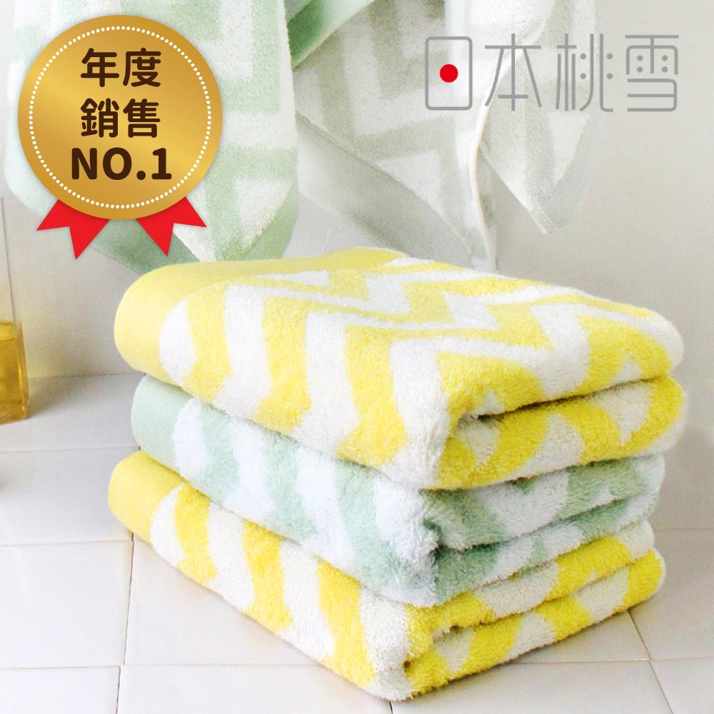 【日本桃雪】飯店毛巾 ✕ 頂級今治系列 日本單日銷售破12萬件!