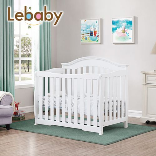 Lebaby 樂寶貝 嬰兒成長床,寶寶用到青少年超划算!