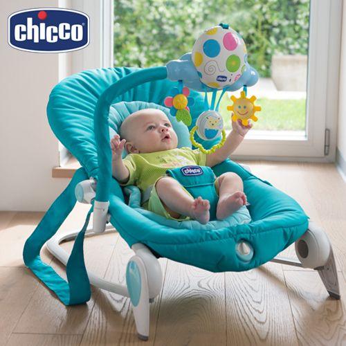 Chicco Balloon 安撫搖椅造型版,挑戰市場最低價!