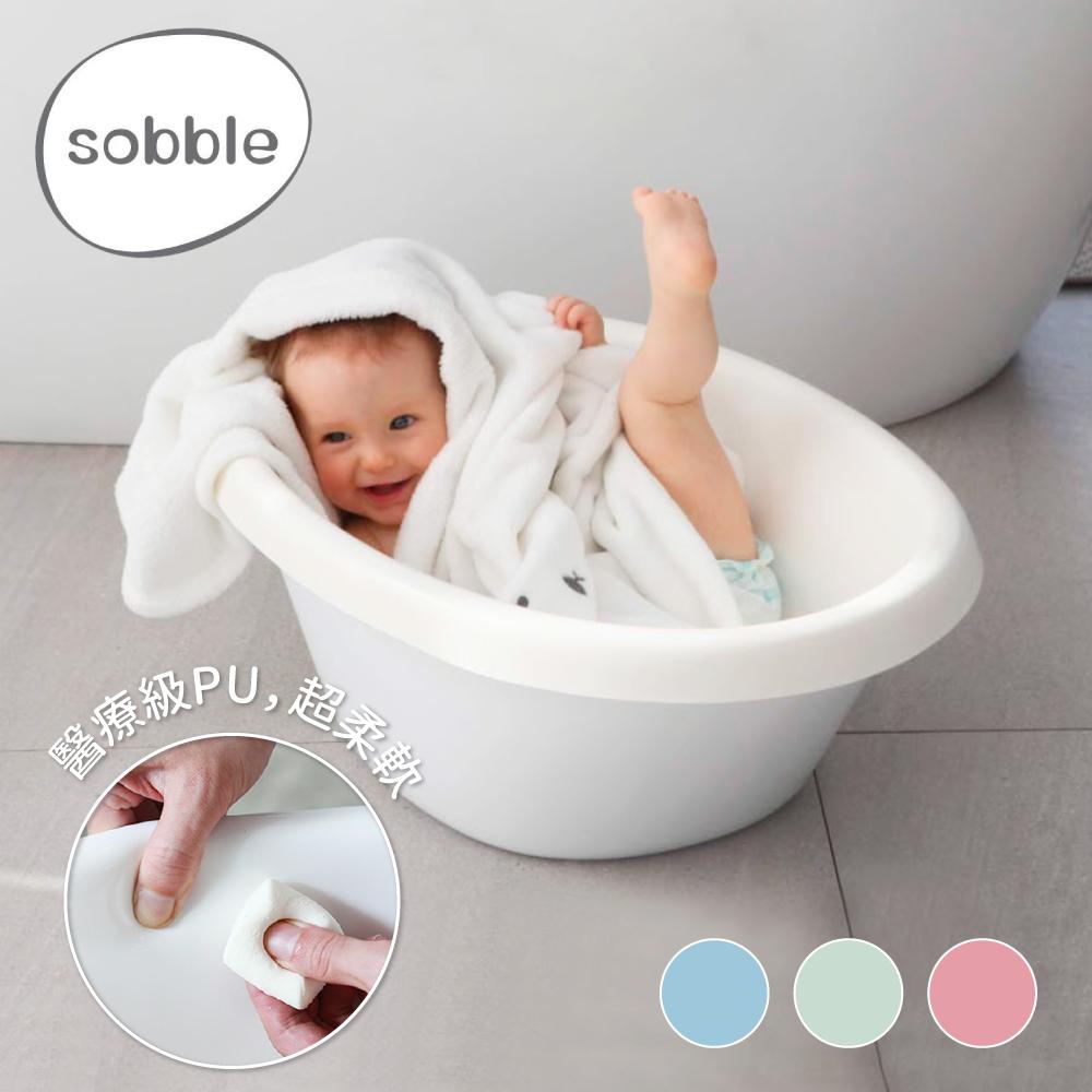 韓國 Sobble 棉花糖嬰幼兒澡盆,知名部落客、產後中心推薦!