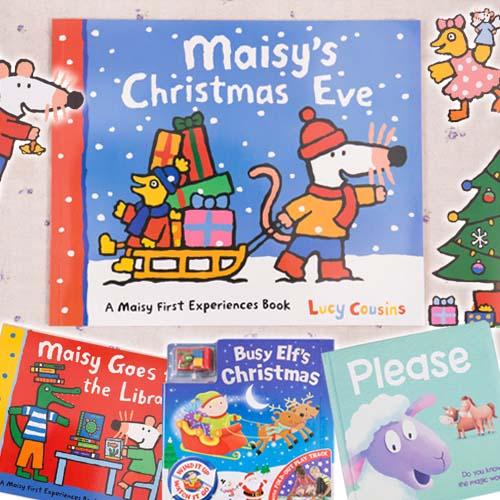 有夠便宜!英國Maisy小鼠波波繪本★全套10冊只要1099元,再送超實用安全常識互動書!