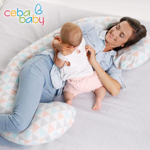 波蘭 Ceba baby C型、U型 多功能孕婦枕