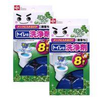 日本 LEC - 馬桶洗淨錠-薄荷-50g x 16入