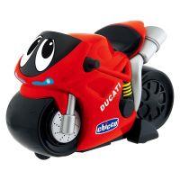 義大利 chicco - 壓壓樂重機車-紅色