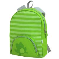 美國 green sprouts - 寶寶防水背包單入組-草綠 (12M)