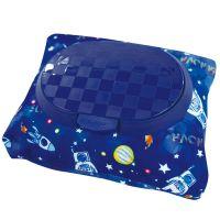 akachan honpo - 兩用FUTAP濕紙巾收納袋-銀河