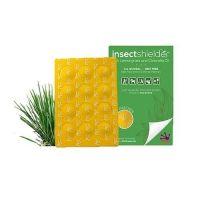 精油膠囊貼-綠色防蚊-12貼片/盒