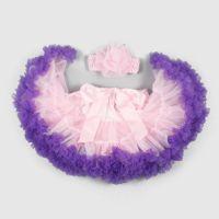 日安朵朵 - 女嬰童雪紡蓬蓬裙-葛麗特