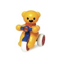 泰迪迴力腳踏車