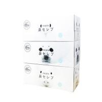 鼻貴族面紙-3盒(200抽/包)