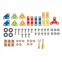 組裝建構系列-工匠組-62PCS