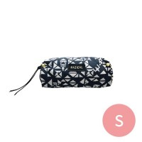 PAZEAL - Puffy Pencil Case-藍絲絨 (S)