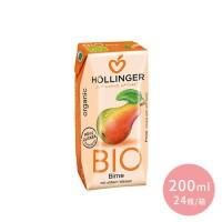 奧地利阿爾卑斯有機鮮榨果汁(梨子)-200ml*24瓶/箱