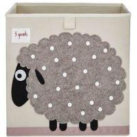 收納箱-綿羊
