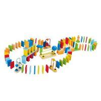 組裝建構系列-動力骨牌積木