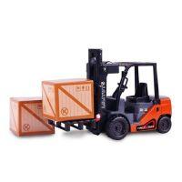 工程小車車-磨輪小型堆高機
