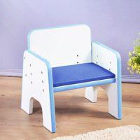 創意小天才 - 小童遊戲成長椅-活力藍