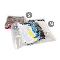 旅行用手捲式真空壓縮收納袋組-Sx6+Mx6