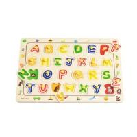 ABC配對木拼圖