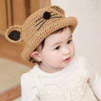 小老鼠草帽