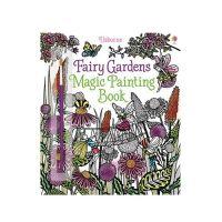 沾水著色書-Fairy Gardens